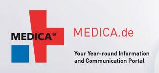 Saremo a MEDICA 2015